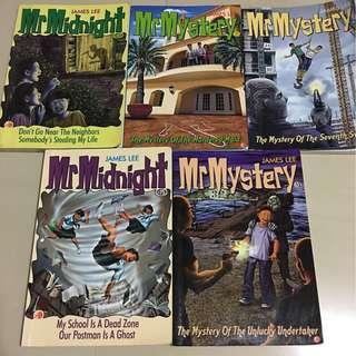 Mr Mystery / Mr Midnight