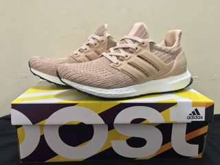 Authentic Adidas Ultraboost Nude Limited Edition
