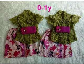 Kebaya traditional clothes