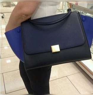 Authentic Celine Trapeze Bag