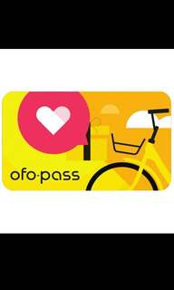 🔥🔥🔥 31 Day OFO PASS SELLING FAST