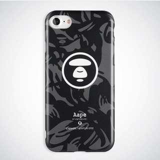 Camouflage Ape Case