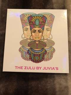 Authentic Juvia's Place The Zulu Palette