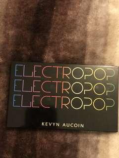 Authentic Kevin Aucoin Electropop Palette