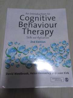 🚚 An introduction to cognitive behaviour therapy