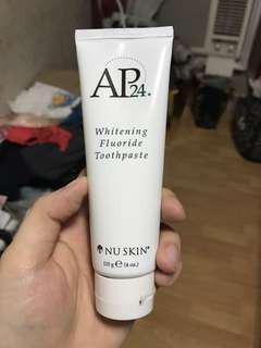 Toothpaste Whitening AP24