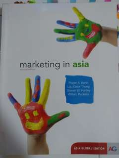 Marketing In Asia
