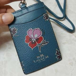 Coach (Badge/ Cardholder)