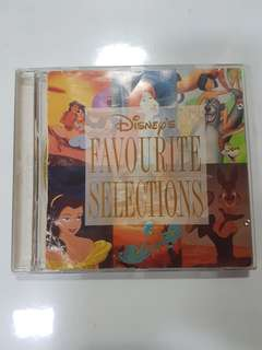 CD - Disney's Favourite Selections