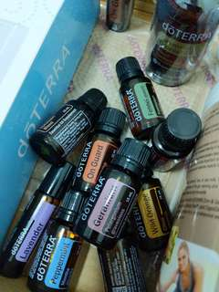 doterra Essential Oils - Available