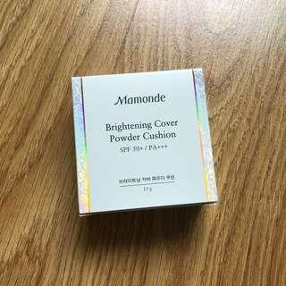 🚚 (NO TRADES) 🆕 Mamonde Brightening Cover Powder Cushion