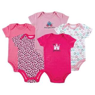 🔥Baby Carter/Romper 5 Pcs in pack/Boy and Girl🔥