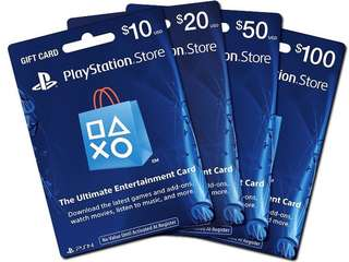 PlayStation Network PSN Credit US 10USD