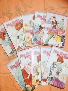 Komik My Own Princess - Hwang Mi Ree (1-10 complete)