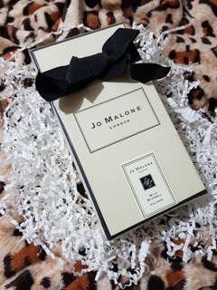 Jo Malone Wild Bluebell US tester perfumes
