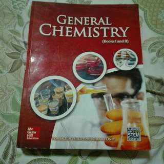 General Chemistry (Books I and II) by McGraw-Hill Education