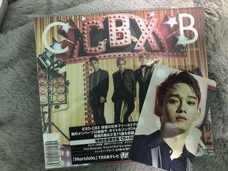 EXO-CBX Magic (CD+DVD)