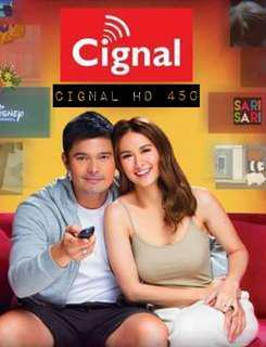 Cignal Prepaid HD 450