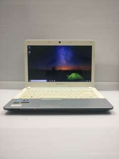 [NVIDIA i5 4GB] Gateway NV47H i5-2450M 4GB Ram 500GB HDD (With Charger/Bag/Mouse)