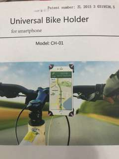Universal Bike Holder for smartphone