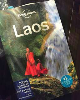 Lonely Planet Laos (Travel Guide)