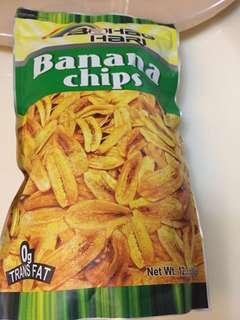 香蕉脆片 Banana Chips