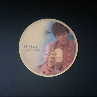 Wanna One Kang Daniel IPU Day Version Mirror Card