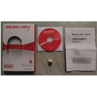 Mercury USB wifi
