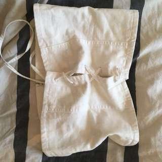 Aritzia! White corset