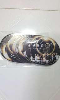 DVD - Heros (set)