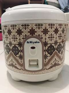 Miyako rice cooker mini