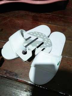 Lacoste slides