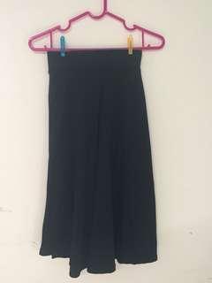🚚 黑色針織裙