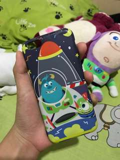 Case Iphone 6 Toys Story(Buzz Lightyear) x Monster Inc