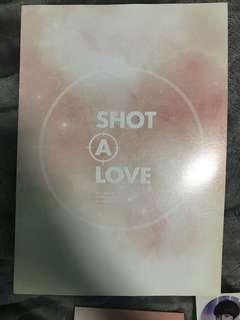 BAEKHYUN FANSITE Love Appeal - Shot A Love