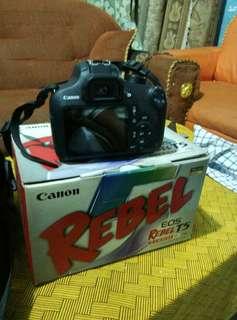 Canon rabel eos T5