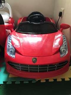 Ferrari ride on Electronic Car