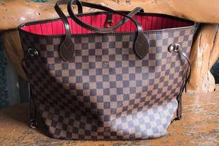 Original LV Neverull MM Ebene