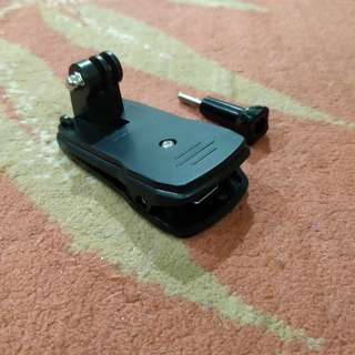 GoPro Hero 5 Mount Quick Clip