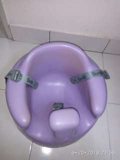 Lilac Bumbo Booster Seat