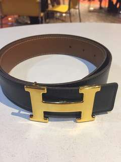 Hermes belt authentic