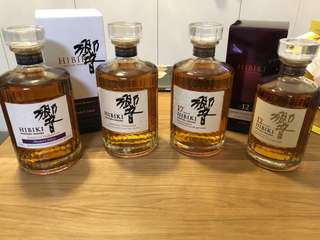 日本威士忌 響