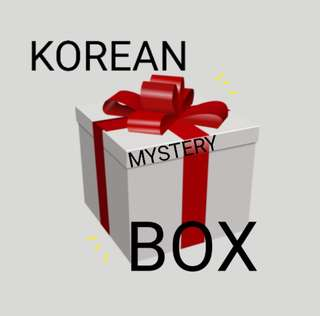 KOREAN MYSTERY BOX [COOL]