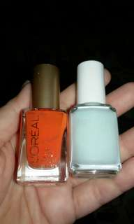 Essie Loreal Take all ( authentic )
