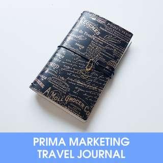 🚚 Prima Traveler's Journal - Standard Size - Amelia