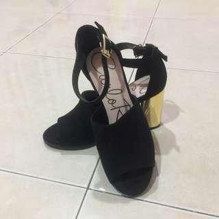 CarloRino High Heel (Black)