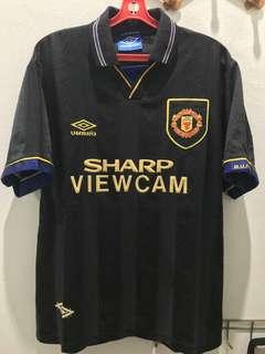 *Rare* Manchester United 1993/95 Away Kit
