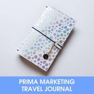 🚚 Prima Traveler's Journal - Starter Journal Set- Cosmopolitan