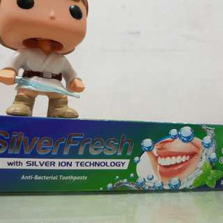 Silver Fresh Toothpaste