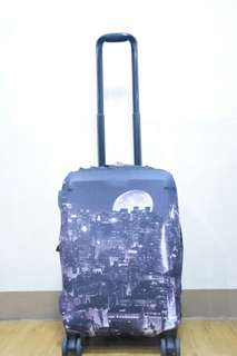 LUGGAGE COVER (midnight london)